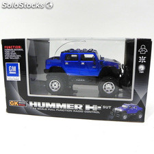 Coche hummer RC-166