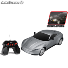 Coche miniatura escala 1:12, modelo James Bond DB 10, marca Nikko