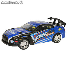 Coche radio control Speed Racer Blue V9 1:18