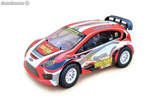 Coche rally gasolina nitro RTR FTX 1/10 Hooligan RC
