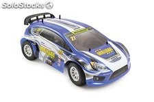 Coche rally hooligan eléctrico 4WD 1:10 Brushed RTR FTX RC
