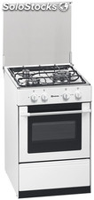 Cocina Gas meireles G1530DVW bco but