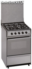 Cocina Gas meireles G2540VX inox but