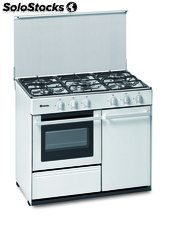 Cocina Gas meireles G2950DVW bco but