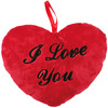 Coeur Peluche I Love You 10 cm - Photo 1