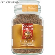 Coffee douwe egberts 95g instant gold
