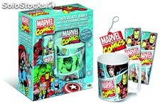 Coffret tasse marvel 30G