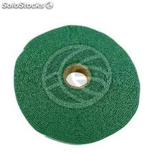 Coil adhesive tape 15mm x 10m green (VR55)