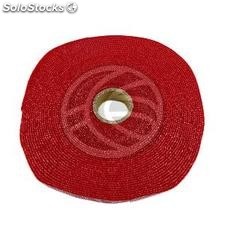 Coil adhesive tape 20mm x 10m red (VR66)
