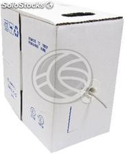 Coil Cable Cat6 24AWG utp lshf Solid 305m (LM62-0003)