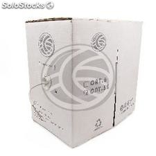 Coil cable category 5e UTP 24AWG flexible 305m (LM04)