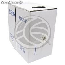 Coil category 5e ftp cable 24AWG rigid cca 305m (LN54)