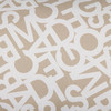 Cojin abc beige 30x50 cm by Loom In Bloom - Foto 2