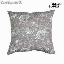Cojin classic gris by Loom In Bloom