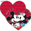 Cojin Corazon Minnie Disney