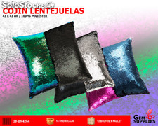Cojin de lentejuelas reversibles - WE HOUSEWARE
