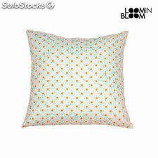 Cojín Topos Naranja (60 x 60 cm) - Colección Little Gala by Loom In Bloom