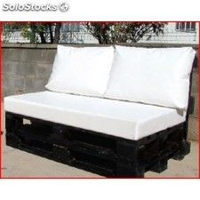 Cojines para palets chill out