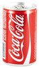 Coke reg mini can