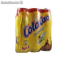 Cola Cao Energy Pack Botellines 3 X 188 Ml.