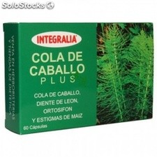 Cola de caballo plus integralia (60 cap.)