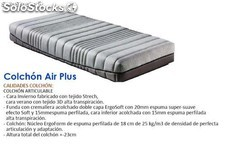 Colchon Air Plus 090x190