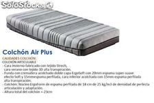Colchon Air Plus 135x190