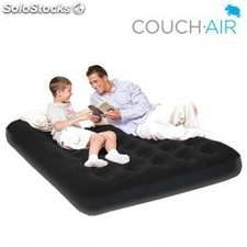 Colchón Hinchable Couch Air, Anunciado en TV