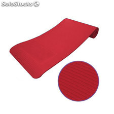 Colchoneta Thera - Band Exercise Mats 190 x 60 x 1,5 cm (Color Rojo)