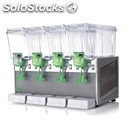 Cold drinks machine-mod. extra stainless 12/4-for non-carbonated drinks-# 4