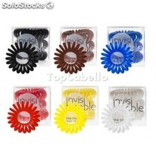 Coletero invisibobble hair rings tangle teezer (caja 3 unidades - 12