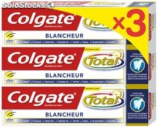 Colg.dent.total blanch 3X75ML