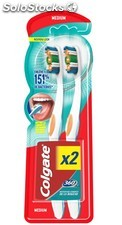 Colgate bad 360 medium X2