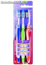 Colgate bad zig zag medium X3