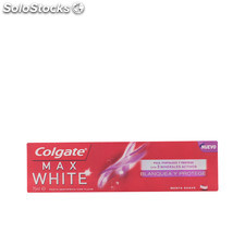 Colgate max white one blanquea & protege dentífrico 75 ml