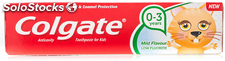 Colgate toothpaste smiles 0-6 19ml