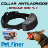 Collar antiladridos con descargas. Petrainer PET852