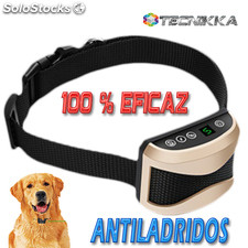Collar antiladridos WT165. Digital. Recargable y sumergible. 100% eficaz