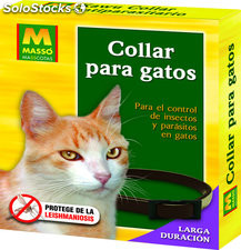 Collar gatos antiparasitario