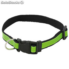 Collar reflectante negro muttley