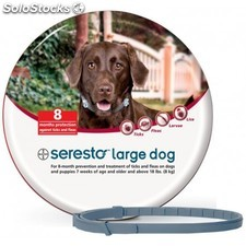 Collar seresto bayer + 8KG