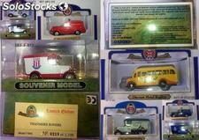 Collection de voiture oxford diecast au 1/43°.