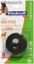 Collier insecticide huile grand chien vitakraft