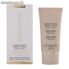 Collistar - CREAM POWDER matte finish 03-golden b. 30 ml