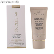 Collistar - CREAM POWDER matte finish 05-biscuit 30 ml