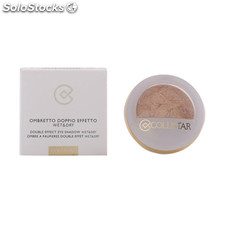 Collistar - DOUBLE EFFECT eye shadow wet & dry 05-bright gold 5 gr