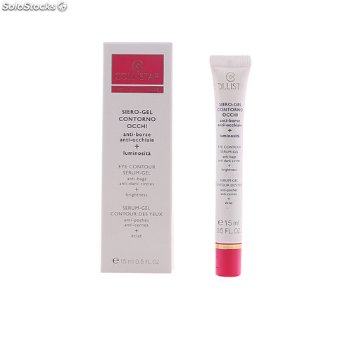 Collistar first wrinkles eye contour serum gel 15 ml