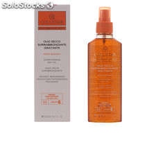 Collistar perfect tanning dry oil SPF6 200 ml