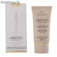 Collistar - SILK EFFECT supermoisturizing 03-peach 30 ml