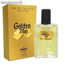 Colonia Golden Man by Prady